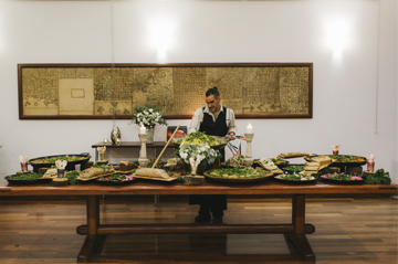 stonebarn dining room